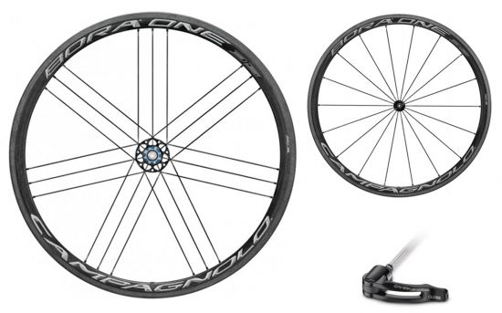 Bora One 35 Disc Clincher