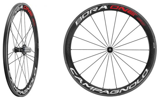 Bora One 50 Clincher