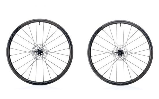 202 Firecrest Carbon Clincher Tubeless Disc