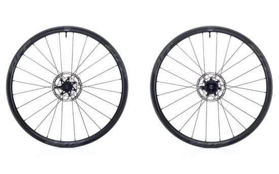 202 NSW Carbon Clincher Tubeless Disc Brake