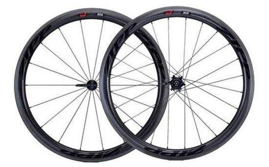 303 Firecrest® Carbon Clincher Tubeless Disc Brake