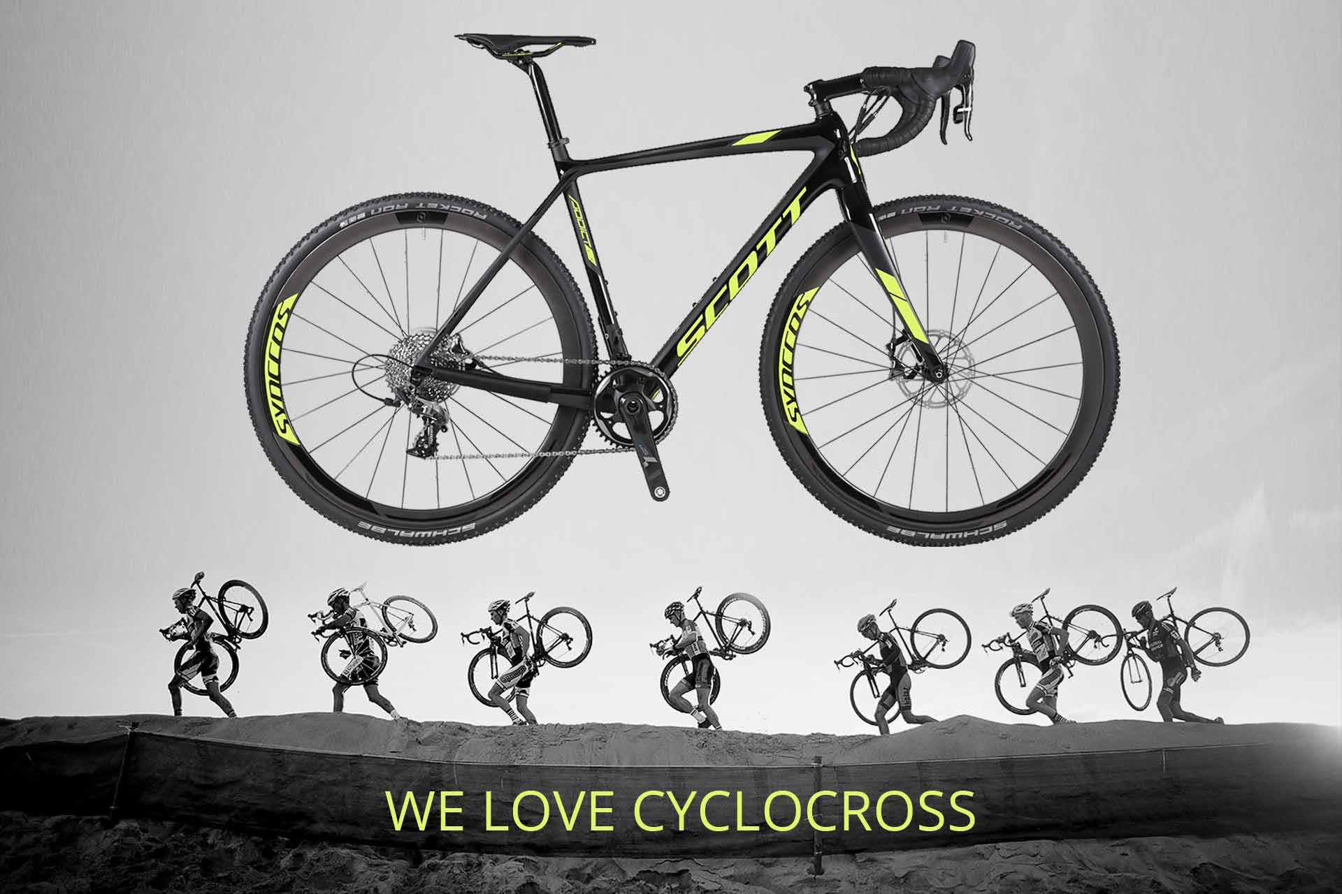 Scott Cyclocross Bike